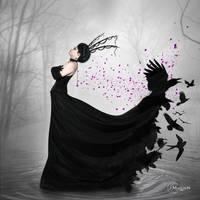 Sorceress by maelinn