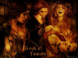 Gothics fairies by maelinn