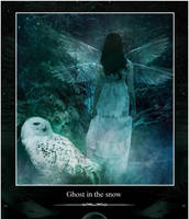 Ghost in the snow by Maelinn by maelinn