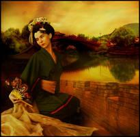 Geisha by maelinn