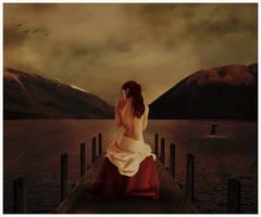 Contemplation by maelinn
