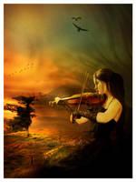 Last melody by maelinn