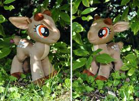 My little deer by Sethaa
