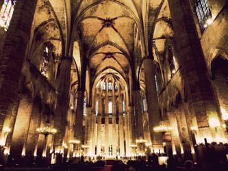 La Catedral del Mar by Lynx-Pardina