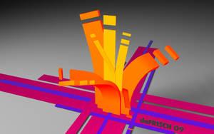 digital explosion by elpanco