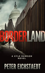 Book Cover Design for Borderland by ebooklaunch