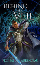 Book Cover Design for Behind the Veil by ebooklaunch