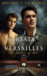 Book Cover Design for Treaty of Versailles by ebooklaunch