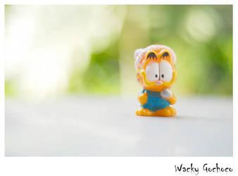 Garfield by Gochoco