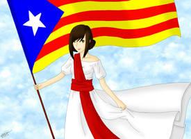 APH - Diada nacional de Catalunya (2n aniversari) by Erika14