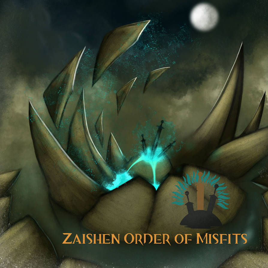 Zaishen Order of Misfits [ZOM] by OppaiCannon