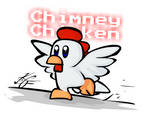 SSC Art - Chimney Chicken by TheStaticCling