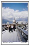 Millenium Bridge by Shem-the-Penman