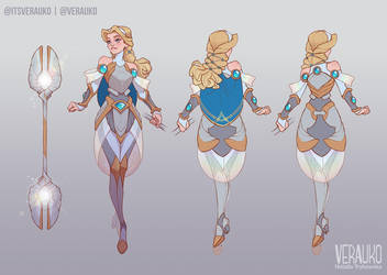 Lux Fan VU by verauko