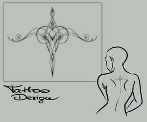 Tattoo Design by verauko