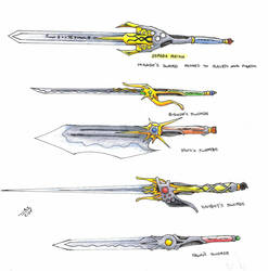 swords by garok