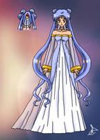 Priestess Kiri - Re-design by nads6969