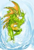 Aulbath aka Rikuo by SHizukA-Shi