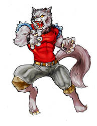 Yugo The WOLF by SHizukA-Shi