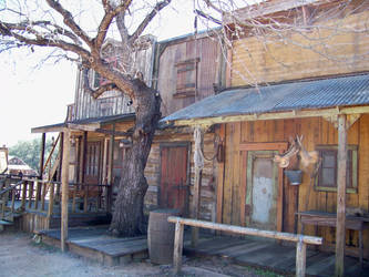 26 wild west town by dragon-orb