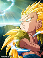 Gotenks ssj3 by 9ary
