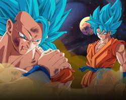 Goku by 9ary