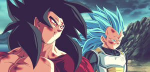 Dragon ball super by 9ary