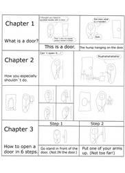 How to open a Door page 2 by LVheid