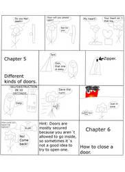 How to open a Door page 4 by LVheid