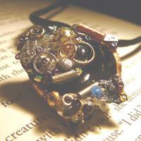The Mechanical Bride by KarenElizabeth
