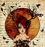 butterfly dream by NettoSanne