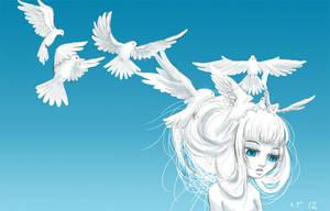 Doves by NettoSanne