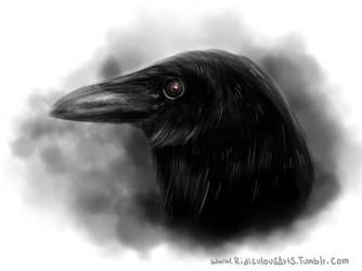 crow by RidiculousArts