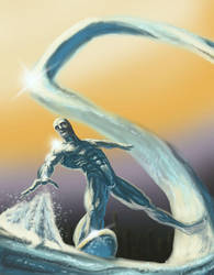 Iceman by ComicAJ