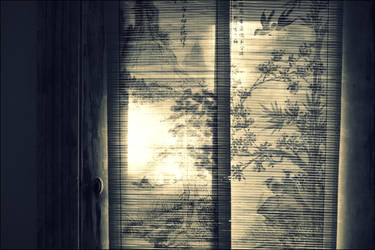 Don't Open the Door by Raveniia