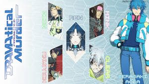 DRAMAtical Murder Wallpaper by AkatsukiShin
