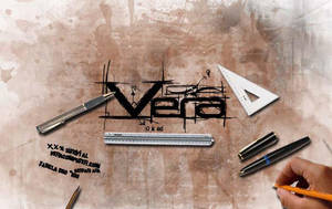 vera graphic design  products by sidaryildirim