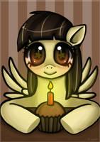 Birthday Cupcake! by Poppeto