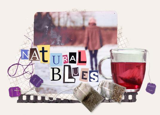 Natural blues by chambertin
