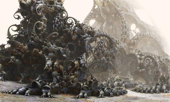 Indra's Beasts by pupukuusikko