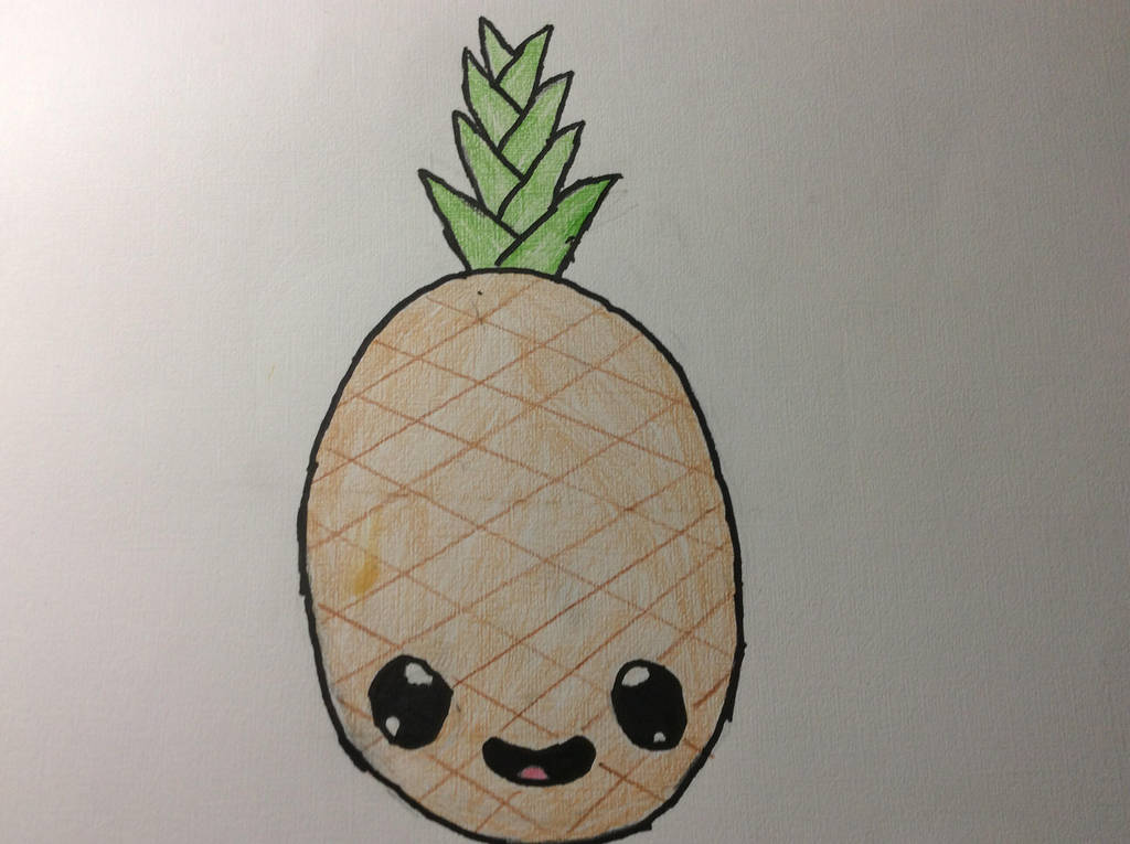 IDK why I love drawing Fruit?!?! by Samson2406