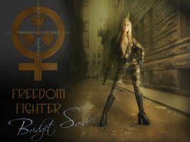 Freedom Fighter by oblivicon