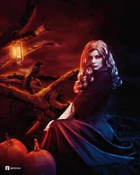 Halloween by Ata-Ur-Rehman