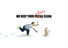 Keep your ducks clean. by kwant