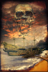 The Pirate Ship by Abiss