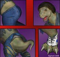 V-rex transformation page 3 by raptonx