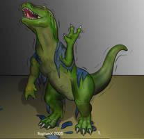 V-rex transformation page 5 by raptonx