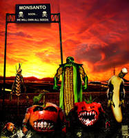 GMO - Monsanto by poderiu