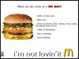 I am not loving it II by poderiu