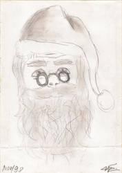 Santa Claus 2 by waldyrious